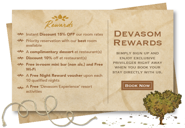Devasom Rewards Hua Hin
